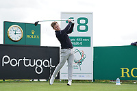 Brandon Stone (RSA) during Wednesday Pro-Am of the Portugal Masters, Dom Pedro Victoria Golf Course, Vilamoura, Vilamoura, Portugal. 23/10/2019<br /> Picture Andy Crook / Golffile.ie<br /> <br /> All photo usage must carry mandatory copyright credit (© Golffile | Andy Crook)