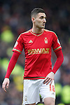 Forest's Federico Macheda during the Skybet Championship match at the iPro Stadium. Photo credit should read: Philip Oldham/Sportimage