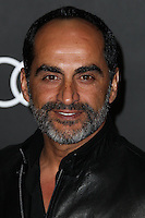 LOS ANGELES, CA - JANUARY 09: Navid Negahban at the Audi Golden Globe Awards 2014 Cocktail Party held at Cecconi's Restaurant on January 9, 2014 in Los Angeles, California. (Photo by Xavier Collin/Celebrity Monitor)