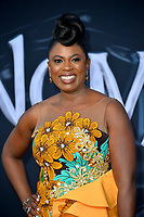 LOS ANGELES, CA. October 01, 2018: Sope Aluko at the world premiere for &quot;Venom&quot; at the Regency Village Theatre.<br /> Picture: Paul Smith/Featureflash