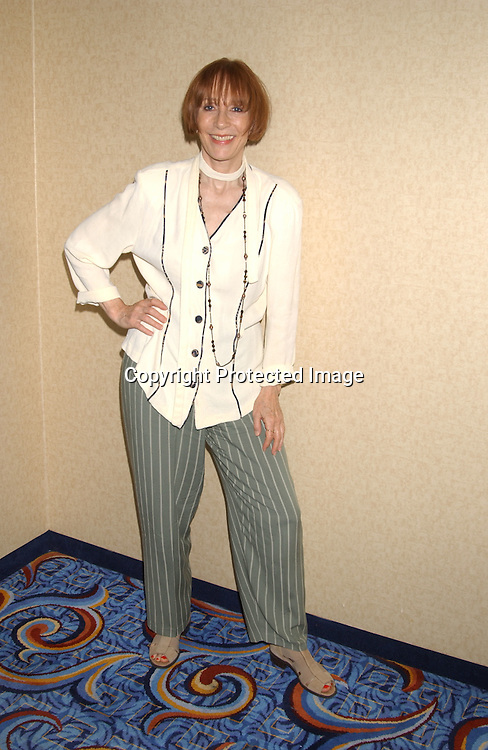 Patricia Elliiott                                  ..at the One Life To Live Fan Club Luncheon on August 9,2003 at the Marriott Marquis Hotel. Photo by Robin Platzer, Twin Images