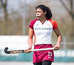 ALMERE - Hockey - Overgangsklasse competitie dames ALMERE- ROTTERDAM (0-0) .  Melissa Pieters (Almere)  COPYRIGHT KOEN SUYK