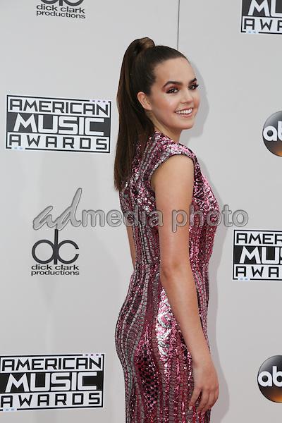 20 November 2016 - Los Angeles, California - Bailee Madisoni. 2016 American Music Awards held at Microsoft Theater. Photo Credit: PMA/AdMedia