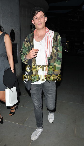 Will Best at the STK Ibiza launch party, STK bar &amp; restaurant, The Strand, London, England, UK, on Tuesday 21 June 2016.<br /> CAP/CAN<br /> &copy;CAN/Capital Pictures