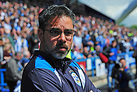 Huddersfield Town manager David Wagner <br /> <br /> Photographer Andrew Vaughan/CameraSport<br /> <br /> The EFL Sky Bet Championship Play-Off Semi Final First Leg - Huddersfield Town v Sheffield Wednesday - Saturday 13th May 2017 - The John Smith's Stadium - Huddersfield<br /> <br /> World Copyright &copy; 2017 CameraSport. All rights reserved. 43 Linden Ave. Countesthorpe. Leicester. England. LE8 5PG - Tel: +44 (0) 116 277 4147 - admin@camerasport.com - www.camerasport.com