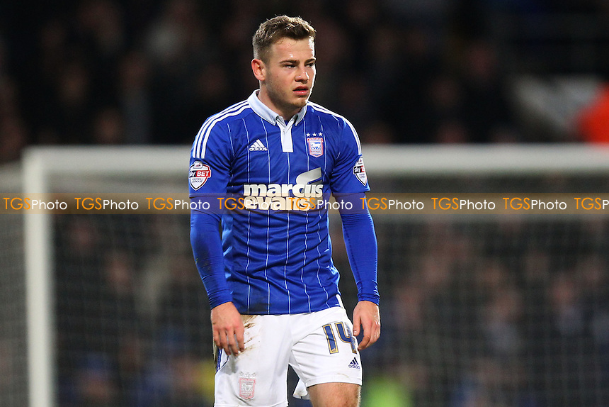 Ryan Fraser of Ipswich Town during Ipswich Town vs Portsmouth at Portman Road