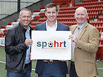 Paul Lambert and John Brown re-launch Spohrt with Roddy Manley aiming to assist sports professionals in their career development
