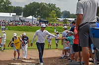 Dylan Frittelli (RSA) heads for 12 during 4th round of the 100th PGA Championship at Bellerive Country Club, St. Louis, Missouri. 8/12/2018.<br /> Picture: Golffile   Ken Murray<br /> <br /> All photo usage must carry mandatory copyright credit (© Golffile   Ken Murray)