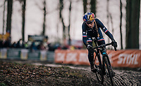Pauline Ferrand-Prevot (FRA/Canyon-SRAM)<br /> <br /> Women Elite Race<br /> UCI CX Worlds 2018<br /> Valkenburg - The Netherlands