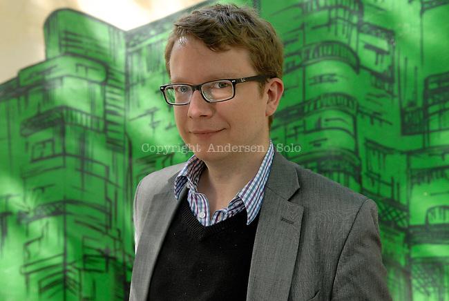 Adam Soboczynski, German writer.