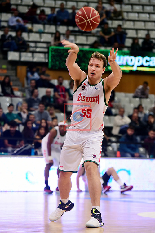 League ACB-ENDESA 2016/2017. Game: 5.<br /> Divina Seguros Joventut vs Baskonia: 83-90.<br /> Rafa Luz.