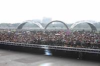 SAO PAULO, SP, 29.09.2013 - DOMINGO AEREO -  Força Aérea Brasileira (FAB) realiza o Domingo Aéreo, que faz parte das comemorações da Semana da Asa, no Parque de Material Aeronáutico de São Paulo (PAMA-SP), no Campo de Marte, na zona norte da capital paulista. (Foto: Carlos Pessuto/Brazil Photo Press).