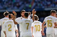 Real Madrid CF's Eden Hazard during La Liga match. Oct 05, 2019. (ALTERPHOTOS/Manu R.B.)<br /> Liga Spagna 2019/2020 <br /> Real Madrid - Grenada <br /> Foto Alterphotos / Insidefoto <br /> ITALY ONLY