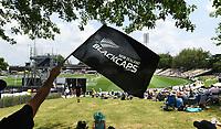 30th November 2019, Hamilton, New Zealand;  General view on day 2 of 2nd test match between New Zealand and England,  International Cricket at Seddon Park, Hamilton, New Zealand.  - Editorial Use