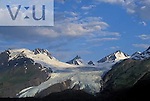 Worthington Glacier, Thompson Pass. Near Valdez, Alaska