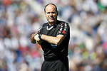 Spanish referee Antonio Miguel Mateu Lahoz during La Liga match. February 25,2017. (ALTERPHOTOS/Acero)