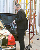 Washington, DC - December 1, 2009 -- Tariq Salahi departs the Halcyon House in the Georgetown neighborhood of Washington, D.C. after a photo shoot on Tuesday, December 1, 2009..Credit: Ron Sachs / CNP.(RESTRICTION: NO New York or New Jersey Newspapers or newspapers within a 75 mile radius of New York City)