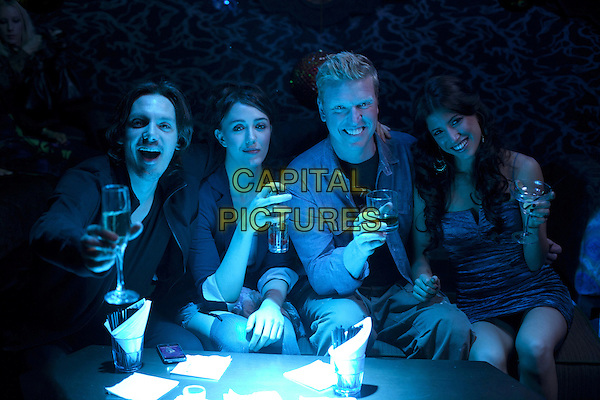 Lukas Haas, Madeline Zima, Jake Busey and Tania Raymonde .in Crazy Eyes.*Filmstill - Editorial Use Only*.CAP/FB.Supplied by Capital Pictures.