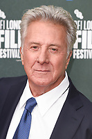 Dustin Hoffman at the London Film Festival 2017 screening of &quot;The Meyerowitz Stories&quot; at the Embankment Gardens Cinema, London, UK. <br /> 07 October  2017<br /> Picture: Steve Vas/Featureflash/SilverHub 0208 004 5359 sales@silverhubmedia.com