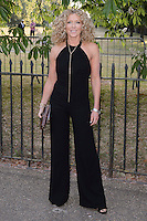 Kelly Hoppen at The Serpentine Gallery Summer Party 2015 at The Serpentine Gallery, London.<br /> July 2, 2015  London, UK<br /> Picture: Dave Norton / Featureflash