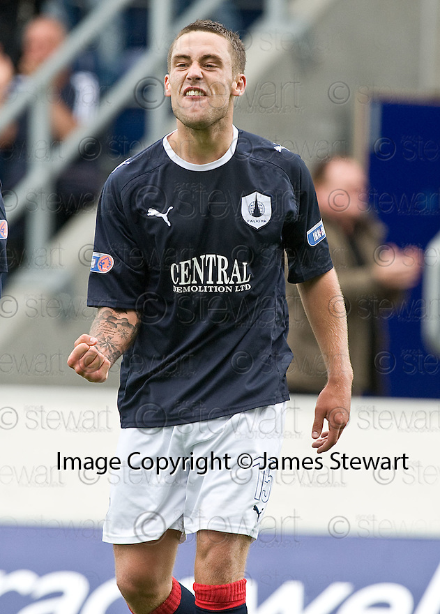 21/08/2010   Copyright  Pic : James Stewart.sct_jsp017_falkirk_v_stirling_alb  .:: JACK COMPTON CELEBRATES AFTER HE SCORES THE THIRD :: .James Stewart Photography 19 Carronlea Drive, Falkirk. FK2 8DN      Vat Reg No. 607 6932 25.Telephone      : +44 (0)1324 570291 .Mobile              : +44 (0)7721 416997.E-mail  :  jim@jspa.co.uk.If you require further information then contact Jim Stewart on any of the numbers above.........