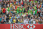 Chile vs Barbados during the Cathay Pacific / HSBC Hong Kong Sevens at the Hong Kong Stadium on 29 March 2014 in Hong Kong, China. Photo by Victor Fraile / Power Sport Images