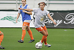 16 May 2008: Carolina's Sarah Jackyra. The Atlanta Silverbacks Women defeated the Carolina Railhawks Women 5-0 at WakeMed Stadium in Cary, NC in a 2008 United Soccer League W-League regular season game.