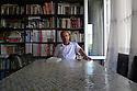 Turkey 2014  Ahmad Kani, professor and journalist, owner of Literature and Critic, a magazin in Diyarbakir<br />Turquie 2014  Ahmad Kani, professeur et journaliste , propri&eacute;taire du magazine Literature et Critique a Diyarbakir