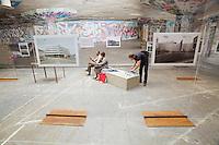 13th Biennale of Architecture..Giardini. Biennale Pavillion..Public Works Architecture by Civil Servants.