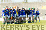 Kerry team who played Offaly in the National Hurling League in Austin Stack Park, Tralee on Sunday.