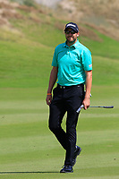 Matthew Southgate (ENG) during the third round of the NBO Open played at Al Mouj Golf, Muscat, Sultanate of Oman. <br /> 17/02/2018.<br /> Picture: Golffile | Phil Inglis<br /> <br /> <br /> All photo usage must carry mandatory copyright credit (&copy; Golffile | Phil Inglis)