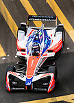 Nick Heidfeld of Germany from Mahindra Racing on track at the Formula E Non-Qualifying Practice 3 during the FIA Formula E Hong Kong E-Prix Round 2 at the Central Harbourfront Circuit on 03 December 2017 in Hong Kong, Hong Kong. Photo by Marcio Rodrigo Machado / Power Sport Images