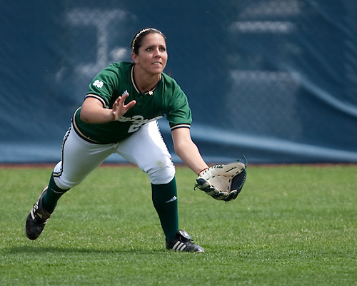 Notre Dame Softball 2009.University of Notre Dame vs. University of Louisville