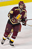 Jeremy Scherlinck - The Ferris State Bulldogs defeated the University of Denver Pioneers 3-2 in the Denver Cup consolation game on Saturday, December 31, 2005, at Magness Arena in Denver, Colorado.