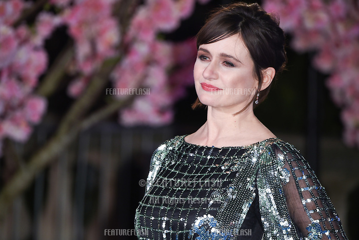 LONDON, UK. December 12, 2018: Emily Mortimer at the UK premiere of &quot;Mary Poppins Returns&quot; at the Royal Albert Hall, London.<br /> Picture: Steve Vas/Featureflash