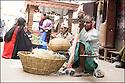 2006- Népal- Kathmandu- le marché.