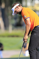 Joost Luiten (NED) putts on the 17th green during Sunday's Final Round of the 2018 Turkish Airlines Open hosted by Regnum Carya Golf &amp; Spa Resort, Antalya, Turkey. 4th November 2018.<br /> Picture: Eoin Clarke | Golffile<br /> <br /> <br /> All photos usage must carry mandatory copyright credit (&copy; Golffile | Eoin Clarke)