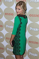 "LOS ANGELES, CA - OCTOBER 09: Actress/Singer Olivia Holt arrives at People's ""ONES To Watch"" Party held at Hinoki & The Bird on October 9, 2013 in Los Angeles, California. (Photo by Xavier Collin/Celebrity Monitor)"