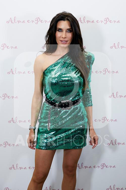 Pilar Rubio attends to Alma en Pena Collection FW18 presentation at Alma en Pena Flagship Store in Madrid, Spain. October 04, 2018. (ALTERPHOTOS/A. Perez Meca)