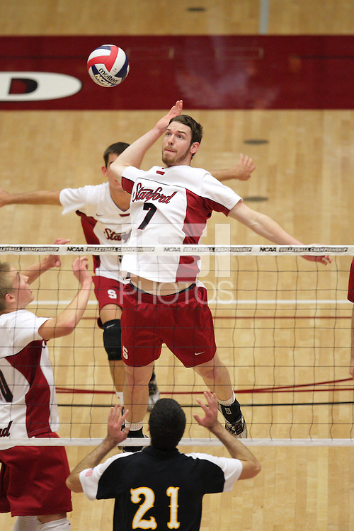 STANFORD, CA - JANUARY 30:  Brandon Williams of the Stanford Cardinal during Stanford's 3-2 win over the Long Beach State 49ers on January 30, 2009 at Maples Pavilion in Stanford, California.