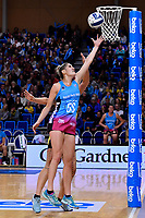 Steel's Jennifer O&rsquo;Connell in action during the ANZ Premiership - Pulse v Steel at Te Rauparaha Arena, Porirua, New Zealand on Wednesday 30 May 2018.<br /> Photo by Masanori Udagawa. <br /> www.photowellington.photoshelter.com