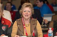 Orlando, FL - Friday February 09, 2018: A participant during U.S. Soccer's Annual General Meeting (AGM) at the Renaissance Orlando at SeaWorld.