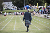Scotland Highland games Bute Island
