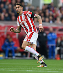 Geoff Cameron of Stoke City during the premier league match at the Britannia Stadium, Stoke. Picture date 19th August 2017. Picture credit should read: Robin Parker/Sportimage
