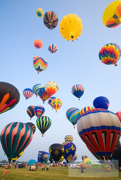 Balloon Festival, Readington, New Jersey