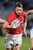 Liam Williams Wales.<br />  <br /> Roma 9-02-2019 Stadio Olimpico<br /> Rugby Six Nations tournament 2019  <br /> Italy - Wales <br /> Foto Antonietta Baldassarre / Insidefoto