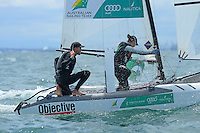 Jason Waterhouse &amp; Lisa Darmann<br />