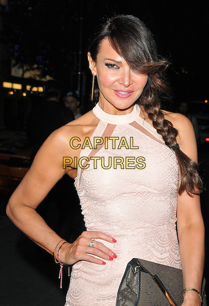 Elizabeth &quot;Lizzie&quot; Cundy at the STK Ibiza launch party, STK bar &amp; restaurant, The Strand, London, England, UK, on Tuesday 21 June 2016.<br /> CAP/CAN<br /> &copy;CAN/Capital Pictures
