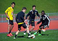 150911 A-League Football - Phoenix Training