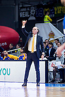 Khimki Moscow's Dusko Ivanovic during Euroleague match at Barclaycard Center in Madrid. April 07, 2016. (ALTERPHOTOS/Borja B.Hojas) /NortePhoto